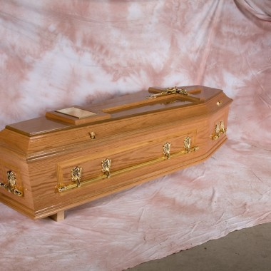 The Mac Lir Coffin